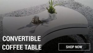 convertible coffee table